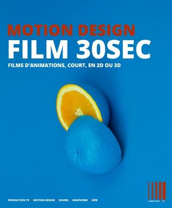 FILM D'ANIMATION EN 3D 30Sec