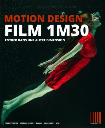 FILM D'ANIMATION EN 3D 1Min30